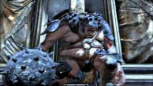 Cyclops Enforcer (God of War III)