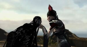 Kratos VS Alecto or Tisiphone.
