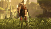 Calliope and kratos