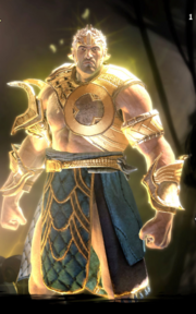 Godly Armor of Zeus