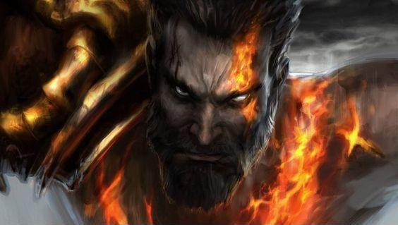 Kratos Brother Deimos Image - Deimos ...