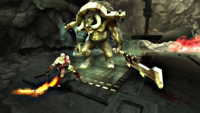 File:Minotaur (God of War Chains of Olympus).jpg