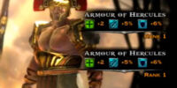 Armor of Hercules