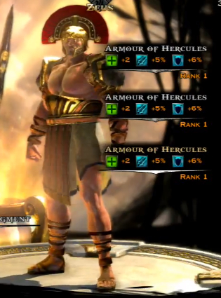 Armor of Hercules