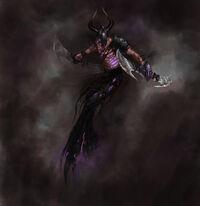 Wraith of hades