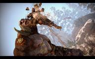 God of War (PS4) - Kratos VS Giant