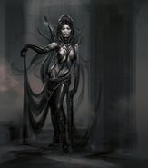Alecto Concept Art 2 By Anthony Jones