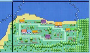 Alder Town map