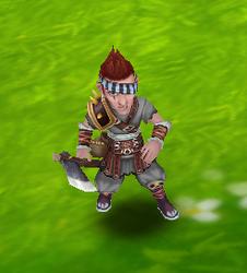 Bloodthirsty Blademaster