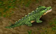 Crocodile Selou