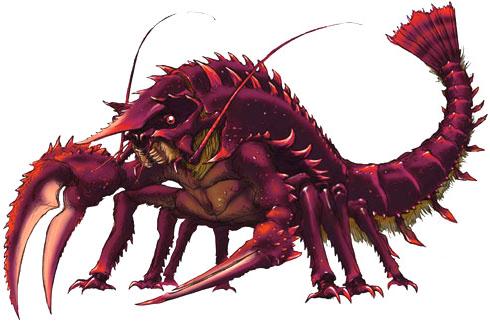 File:Concept Art - Godzilla Final Wars - Ebirah 1.png