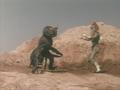 Go! Greenman - Episode 2 Greenman vs. Antogiras - 39 - Stick time