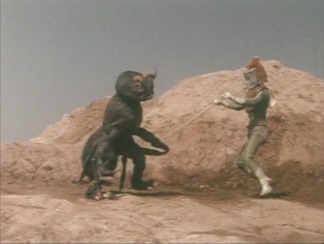 File:Go! Greenman - Episode 2 Greenman vs. Antogiras - 39 - Stick time.png