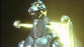 Super MechaGodzilla is complete