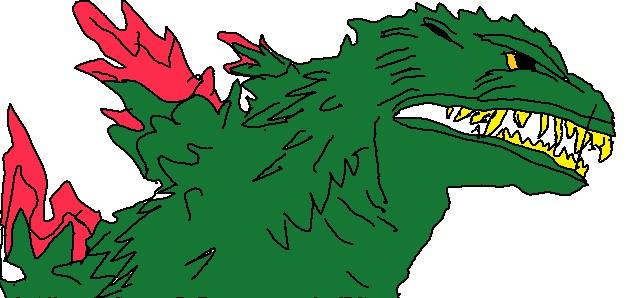 File:Godzilla 2000 anime by ltdtaylor1970-d5o4f7f.jpg