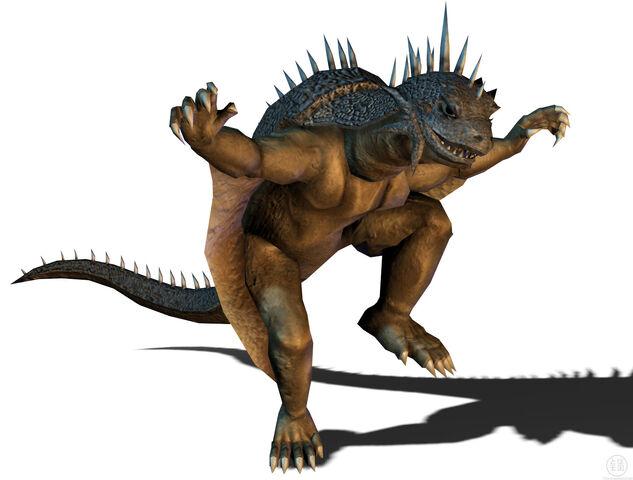 File:Godzilla Unleashed - Monster - Varan 1.jpg