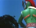Go! Greenman - Greenman vs. Gaira - 50