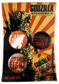 Godzilla 2014 Promotional Button Set