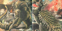 Rampage Godzilla