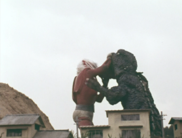 File:Go! Godman - Episode 6 Godman vs. Gorosaurus - 27 - You deserve this the second time just as much as you did the first.png