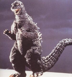 The 84Goji as it is seen in The Return of Godzilla
