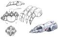 Concept Art - Godzilla Tokyo SOS - Kiryu Drill 2