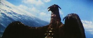 The SoshingekiRado as it is seen in Destroy All Monsters