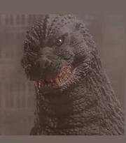 Godzilla smile
