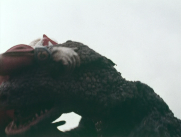 File:Go! Godman - Episode 6 Godman vs. Gorosaurus - 19 - Ok, was sticking all of your fingers in my eye really needed?.png