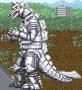 Godzilla Arcade Game - MechaGodzilla