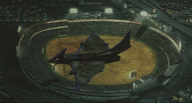 File:Gamera - 3 - vs Gyaos - 19 - Gyaos flies around.png