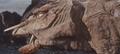 Gamera - 5 - vs Jiger - 6 - Jiger Super Close-Up