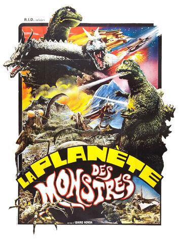 File:Son of Godzilla Poster France.jpg