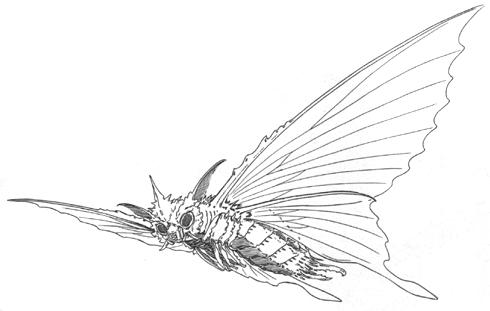 File:Concept Art - Godzilla vs. Mothra - Battra Imago 4.png