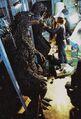 GXMG - Godzilla Suits