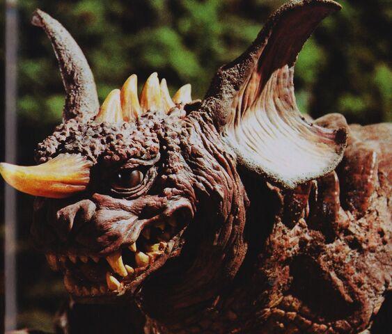 File:GMK - Baragon Head Shot.jpg