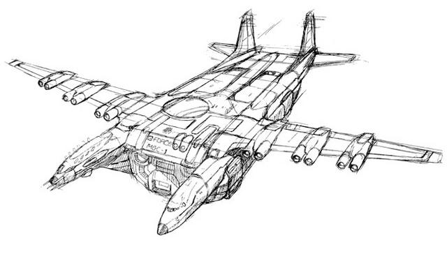 File:Concept Art - Godzilla vs. MechaGodzilla 2 - MCG-1 2.png