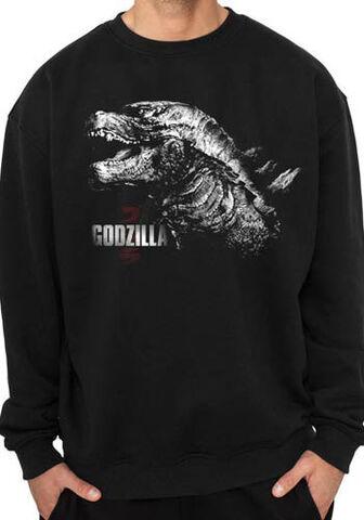 File:Godzilla 2014 Roar Crew Neck Sweatshirt.jpg
