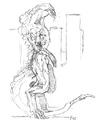 Concept Art - Godzilla Final Wars - Godzilla 2