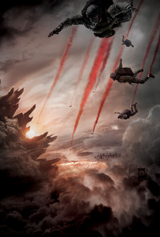 File:Textless Godzilla December Poster.jpg