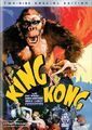 Warner Bros. King Kong 1933 2-Disc Special Edition DVD Cover
