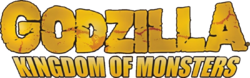 KINGDOM OF MONSTERS Logo