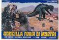 Godzilla vs. Hedorah Lobby Card Italy 1