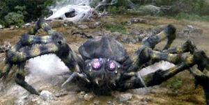 The ShodaiKumo as it is seen in Son of Godzilla