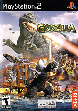 File:Godzilla - Save the Earth Coverart.png