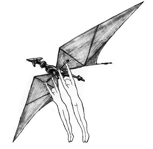 File:Concept Art - Godzilla vs. MechaGodzilla 2 - Pteranodon Robot 4.png