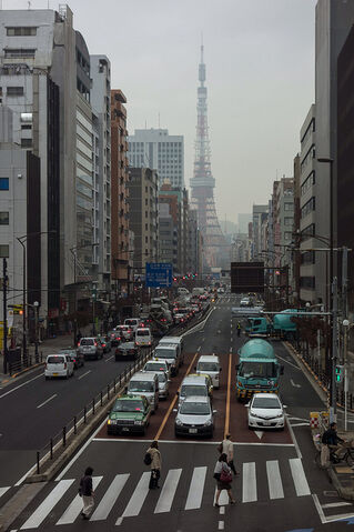 File:Tokyo Tower Busy Street.jpg