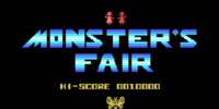 Monster's Fair
