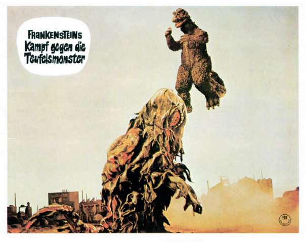 File:Godzilla vs. Hedorah Lobby Card Germany 14.png