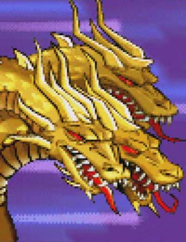 File:Gojira Kaiju Dairantou Advance - Battle Sprites - King Ghidorah.png